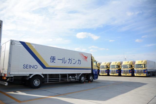 西濃運輸株式会社 越谷支店の画像・写真